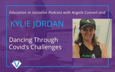 Kylie Jordan – Dancing Through Covid's Challenges