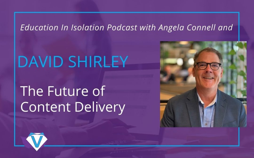 David Shirley - The Future of Content Delivery