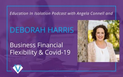 Deborah Harris Interview: Business Financial Flexibility and Covid-19