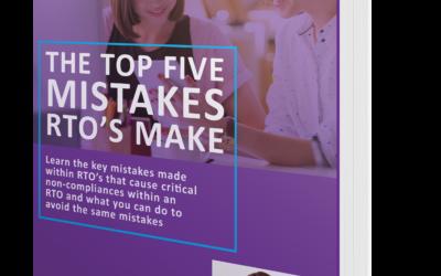 Top 5 Mistakes RTOs Make