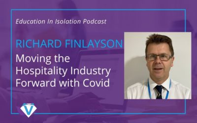 Richard Finlayson Interview – Moving the Hospitality Industry Forward with Covid
