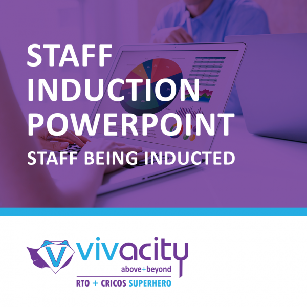 Staff Induction PowerPoint