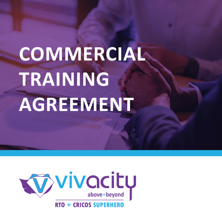 Commercial Training Agreement
