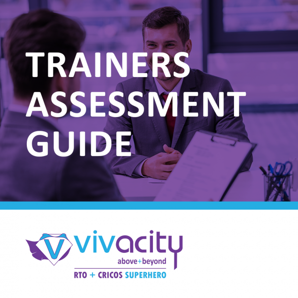 Trainers Assessment Guide