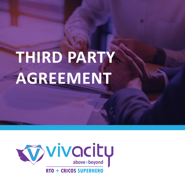 Third Party Agreement