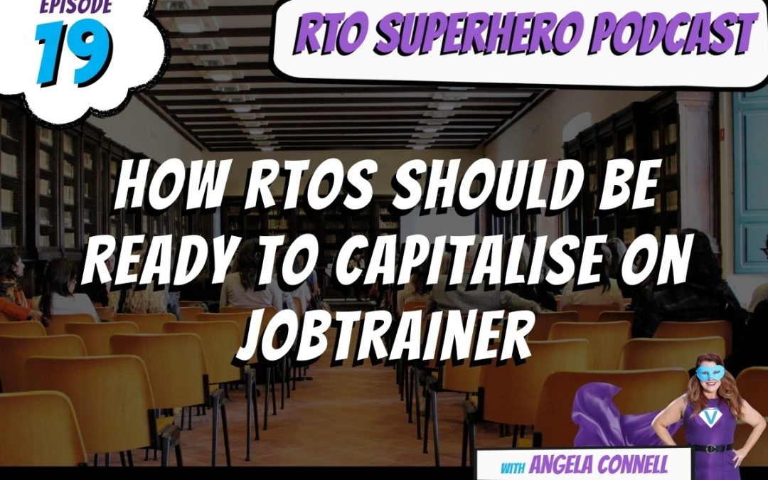How RTOs Should Be Ready To Capitalise On JobTrainer