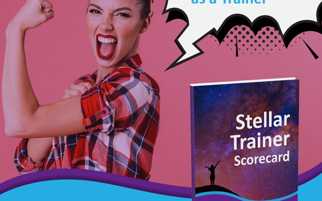 Stellar Trainer Scorecard