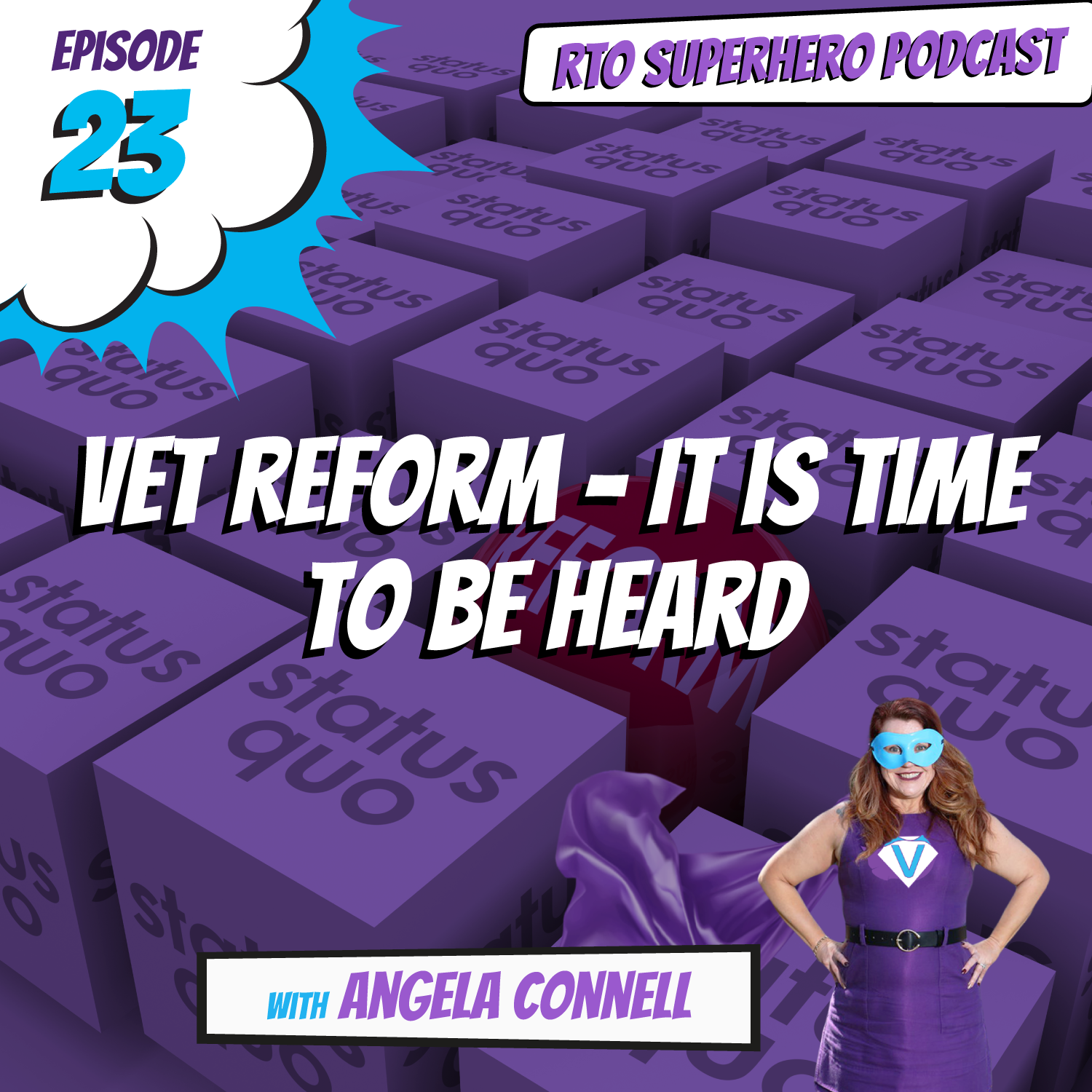 VET Reform and You
