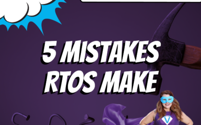 Top 5 Mistakes RTOs Make