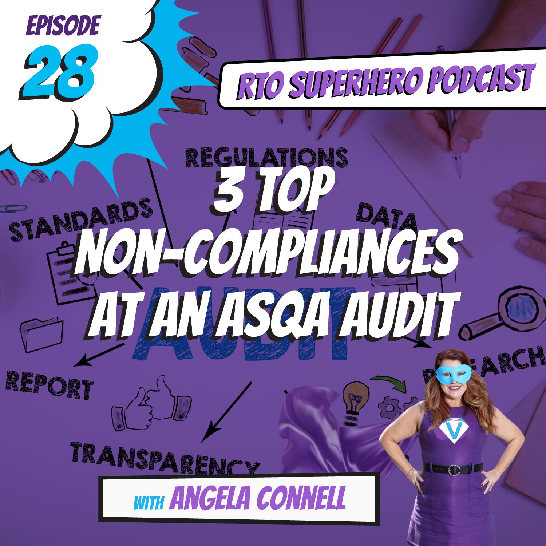 3 Top Non-Compliances