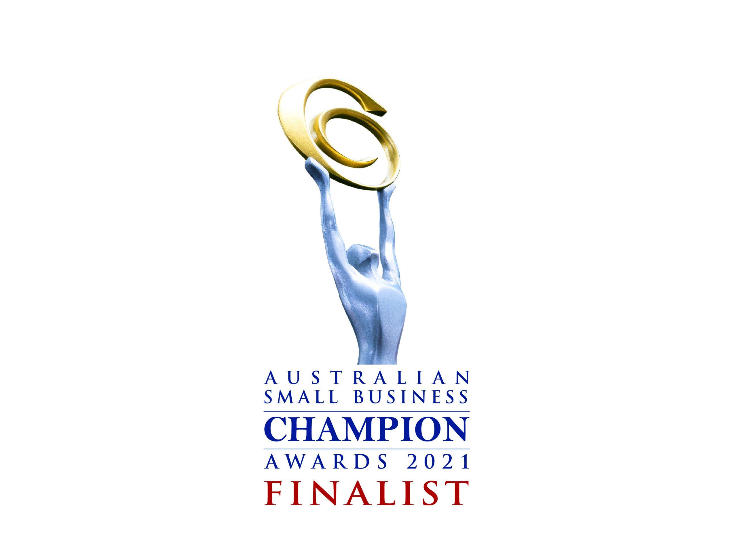 Small Business Champion Award 2021